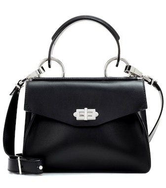 Proenza Schouler - Hava leather tote - mytheresa.com