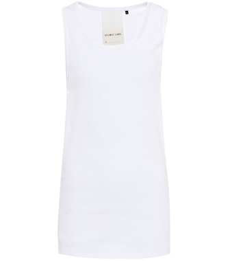 Helmut Lang - Reveal cotton tank top - mytheresa.com