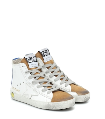Golden Goose Kids - High-Top-Sneakers Francy - mytheresa.com