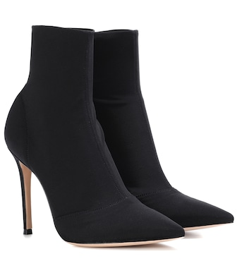 Gianvito Rossi - Elite stretch ankle boots - mytheresa.com