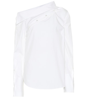 Monse - Poplin top - mytheresa.com