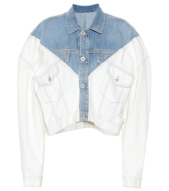 Unravel - Cropped denim jacket - mytheresa.com