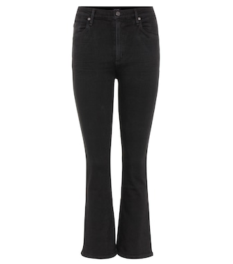 Citizens of Humanity - Fleetwood Crop high-rise jeans - mytheresa.com