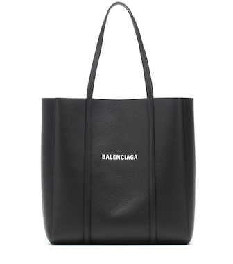 Balenciaga - Everyday S leather tote - mytheresa.com