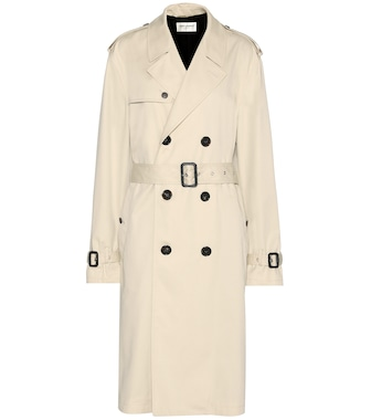 Saint Laurent - Trench coat - mytheresa.com