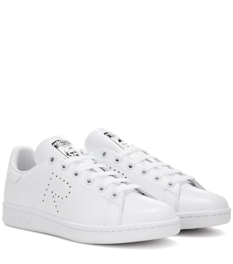 Adidas by Raf Simons - Stan Smith leather sneakers - mytheresa.com