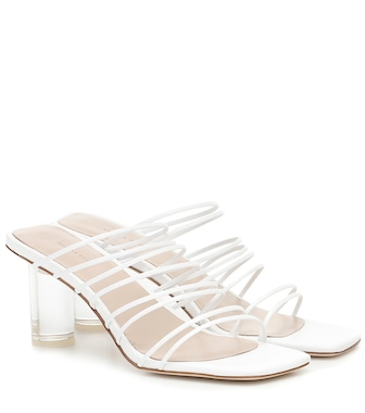 Rejina Pyo - Zoe leather sandals - mytheresa.com