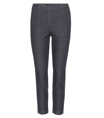Loro Piana - Davis cropped denim trousers - mytheresa.com
