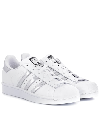 Adidas Originals - Sneakers Superstar Foundation aus Leder - mytheresa.com