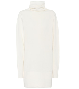 The Row - Diali cashmere tunic sweater - mytheresa.com