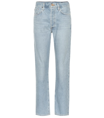 Goldsign - The Benefit high-rise straight jeans - mytheresa.com