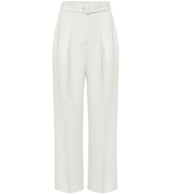 Frankie Shop - Elvira stretch-crêpe pants - mytheresa.com