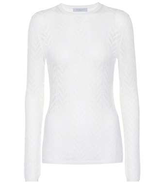 Gabriela Hearst - Julia cashmere and silk sweater - mytheresa.com