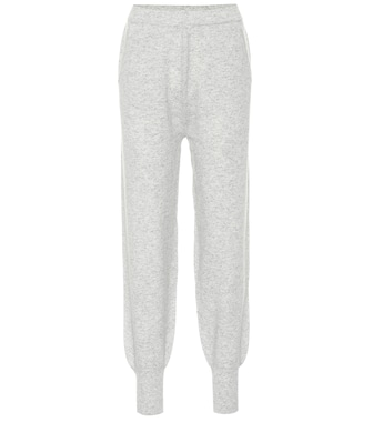 Jardin des Orangers - Wool and cashmere trackpants - mytheresa.com