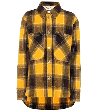 Dorothee Schumacher - Colorful Check virgin wool jacket - mytheresa.com