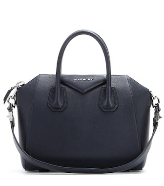 Givenchy - Antigona Small leather tote - mytheresa.com