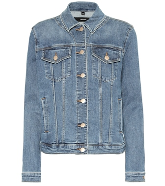 J Brand - Slim denim jacket - mytheresa.com