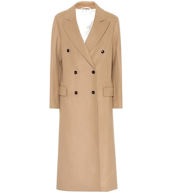 Joseph - New Arlon wool and cashmere coat - mytheresa.com