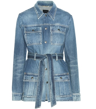 Saint Laurent - Denim jacket - mytheresa.com