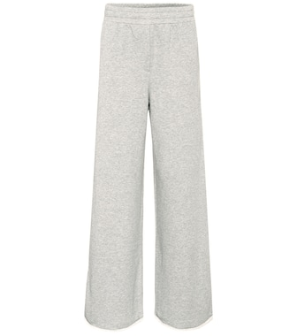 T by Alexander Wang - Cotton-blend trackpants - mytheresa.com