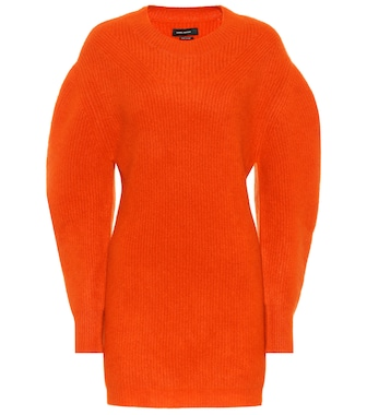 Isabel Marant - Sigrid cashmere sweater dress - mytheresa.com