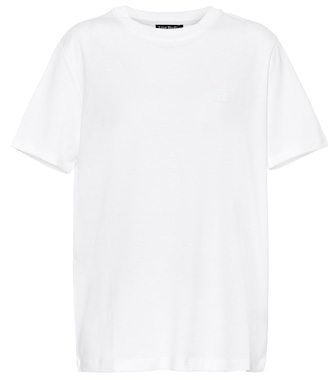 Acne Studios - Cotton T-shirt - mytheresa.com