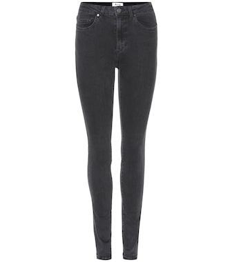 Acne Studios - Pin high-rise skinny jeans - mytheresa.com
