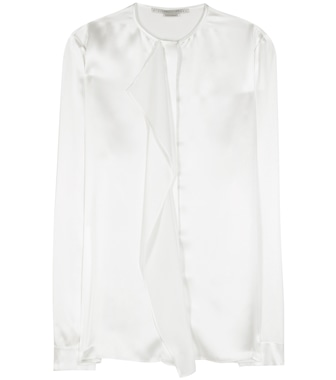 Stella McCartney - Silk shirt - mytheresa.com