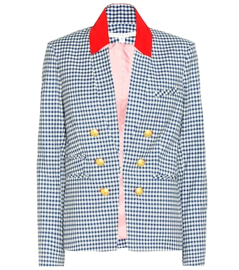Veronica Beard - Cotton blazer - mytheresa.com