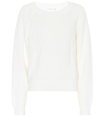 Rag & Bone - Cotton sweater - mytheresa.com