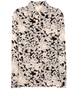 Saint Laurent - Printed shirt - mytheresa.com