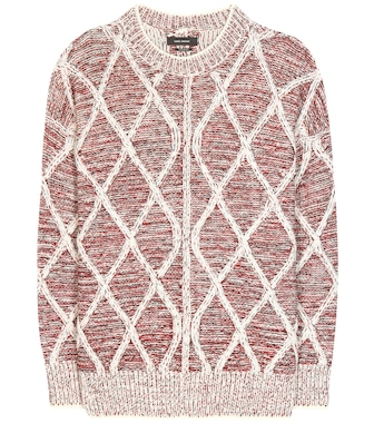 Isabel Marant - Elliot knitted wool sweater - mytheresa.com