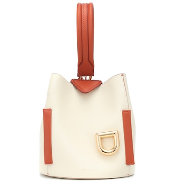 Danse Lente - Josh leather shoulder bag - mytheresa.com