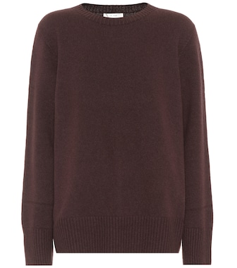 The Row - Sibel wool and cashmere sweater - mytheresa.com