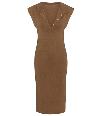 Jacquemus - La Robe Santon linen dress - mytheresa.com