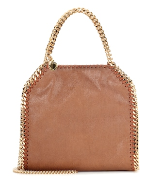 Stella McCartney - Cabas Falabella Shaggy Deer Mini - mytheresa.com