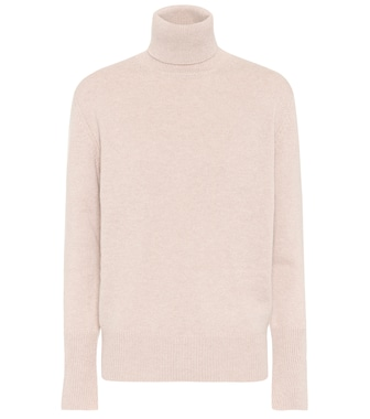 Agnona - Cashmere turtleneck sweater - mytheresa.com