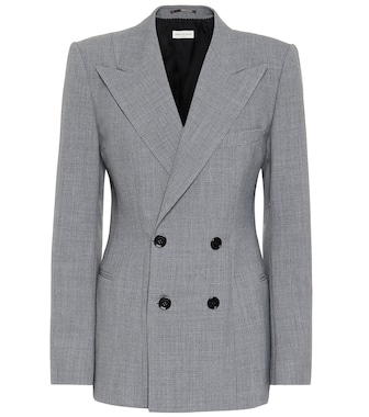 Dries Van Noten - Double-breasted blazer - mytheresa.com