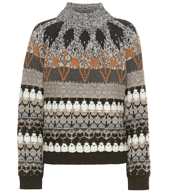 Stella McCartney - Wool-blend sweater - mytheresa.com