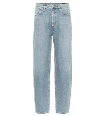 Goldsign - High-Rise Jeans The Curved - mytheresa.com