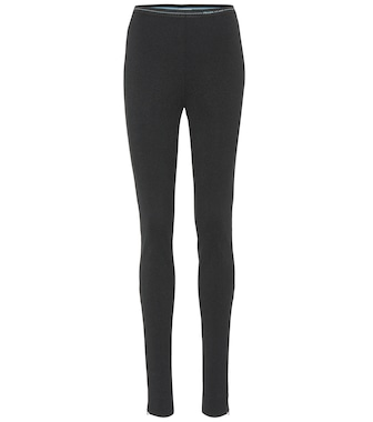 Prada - Stretch leggings - mytheresa.com