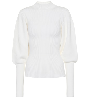 Khaite - Martha wool sweater - mytheresa.com