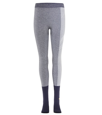 Adidas by Stella McCartney - Yoga Seamless Tights leggings - mytheresa.com