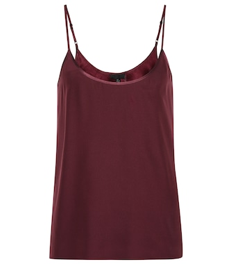 ATM Anthony Thomas Melillo - Silk camisole - mytheresa.com