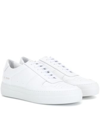 Common Projects - Sneakers BBall aus Leder - mytheresa.com