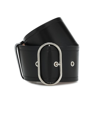 Acne Studios - Leather belt - mytheresa.com