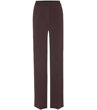 Burberry - Jersey trousers - mytheresa.com
