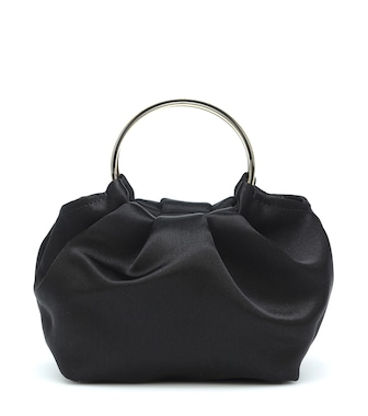 The Row - Tote Double Circle aus Satin - mytheresa.com