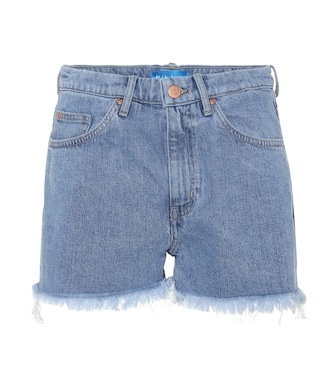 M.i.h Jeans - Halsy Cut Off denim shorts - mytheresa.com