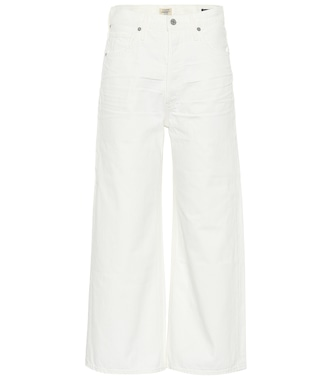 Citizens of Humanity - Sacha high-rise wide jeans - mytheresa.com